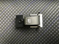タント  助手席側PWスイッチ  LED化