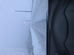 ノート e-power  雪道