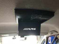 ステップワゴン  RP1   フリップダウンモニター