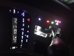 ヴェルファイア  LED打ち替え