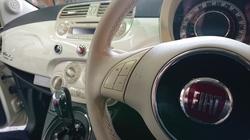 フィアット500  ドライブレコーダー