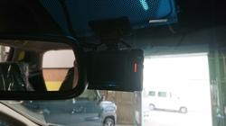 シャトル ドライブレコーダー