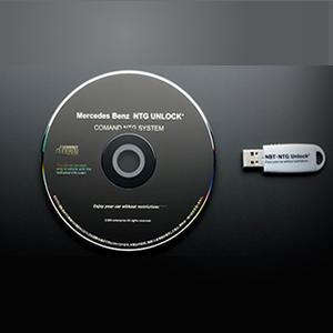 メルセデスベンツ専用テレビ、DVD、ナビキャンセラーのサムネイル画像